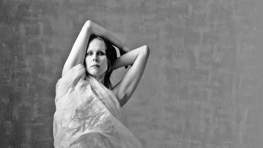 39 Carolyn Carlson. Choreographer and dancer. Helsinki 1994