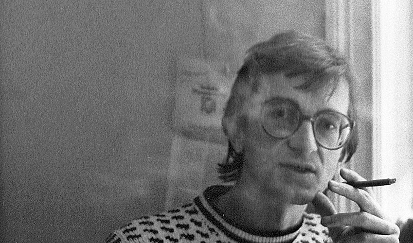 15 Hans Gedda. Stockholm 1978
