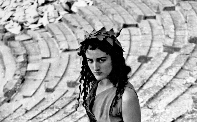 01 Epidaurus, Greece 1962