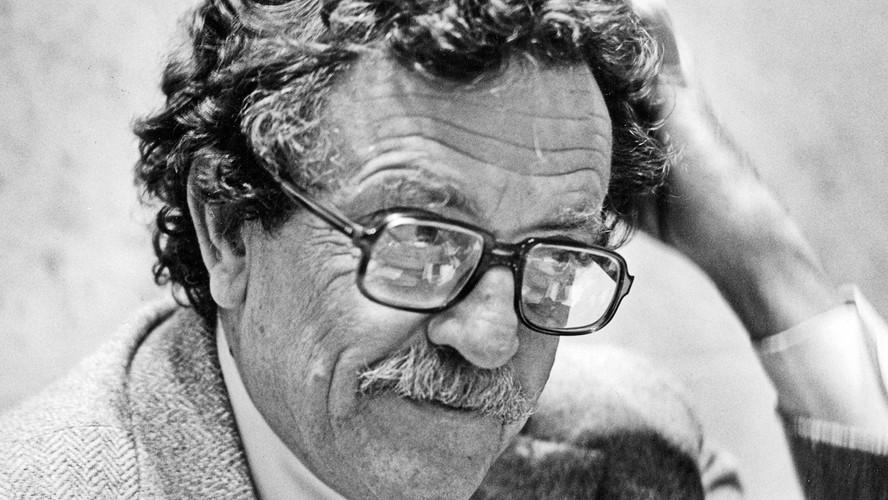 21 Kurt Vonnegut. Novelist. Helsinki 1983