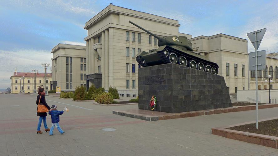 38 Minsk, Belorussia 2015