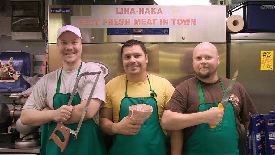 26 Liha-Haka. Helsinki 2009