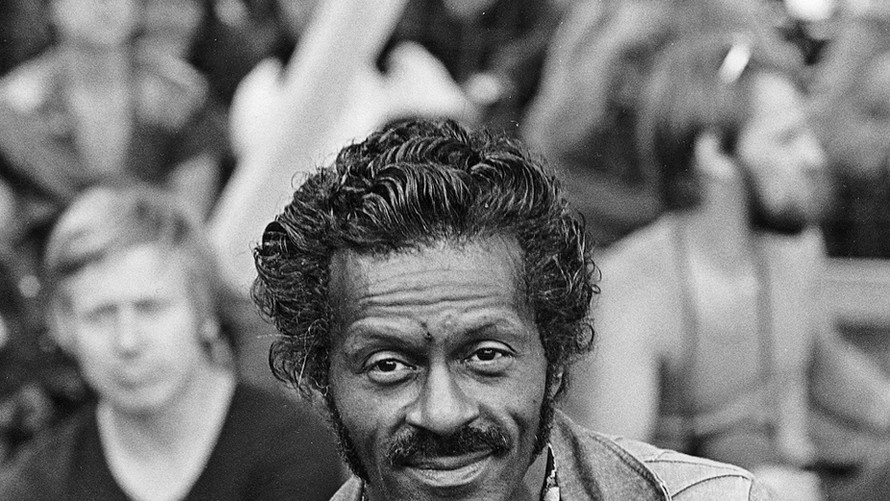 14 Chuck Berry. Turku 1976