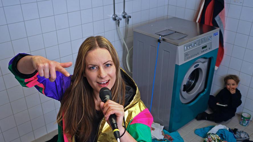 42 Hanna Yli-Tepsa. Rap-artist. Helsinki 2018