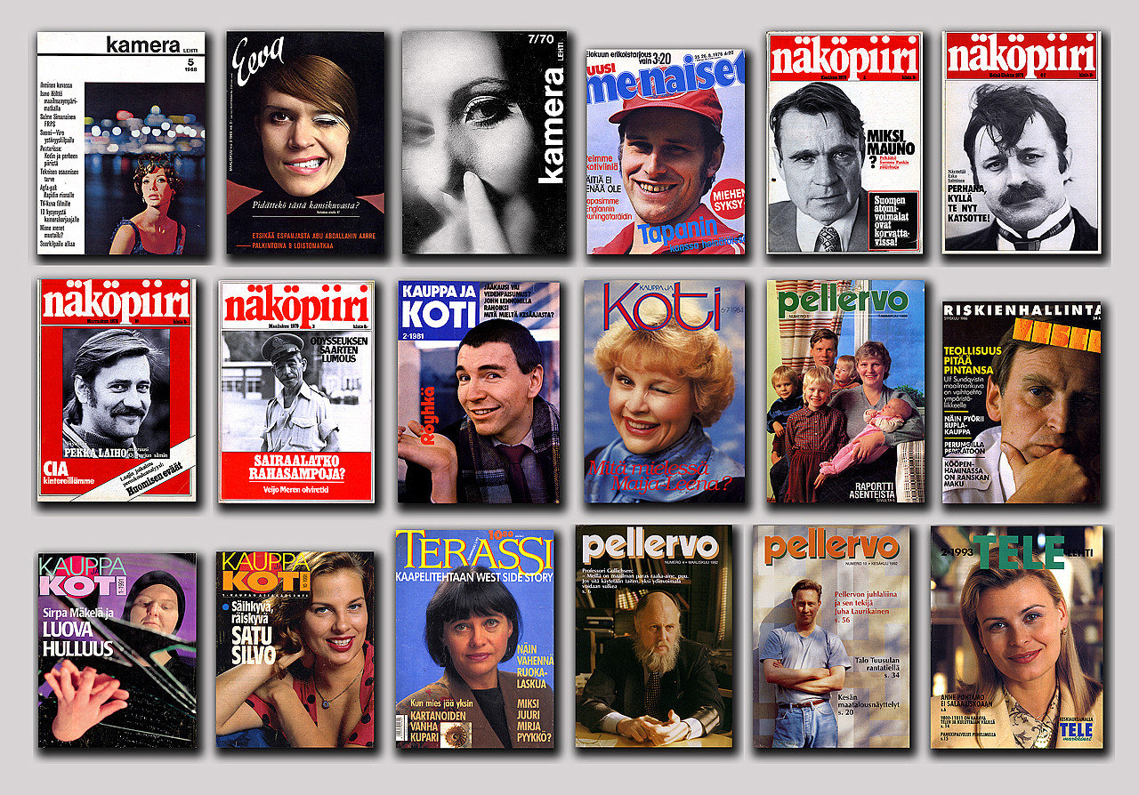02 Magazine covers
