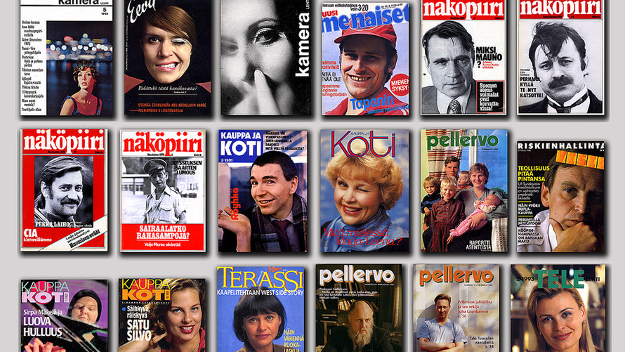 02 Magazine covers