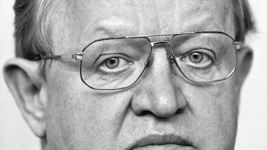 45 Martti Ahtisaari. President of Finland 1994 - 2000. Helsinki 1997