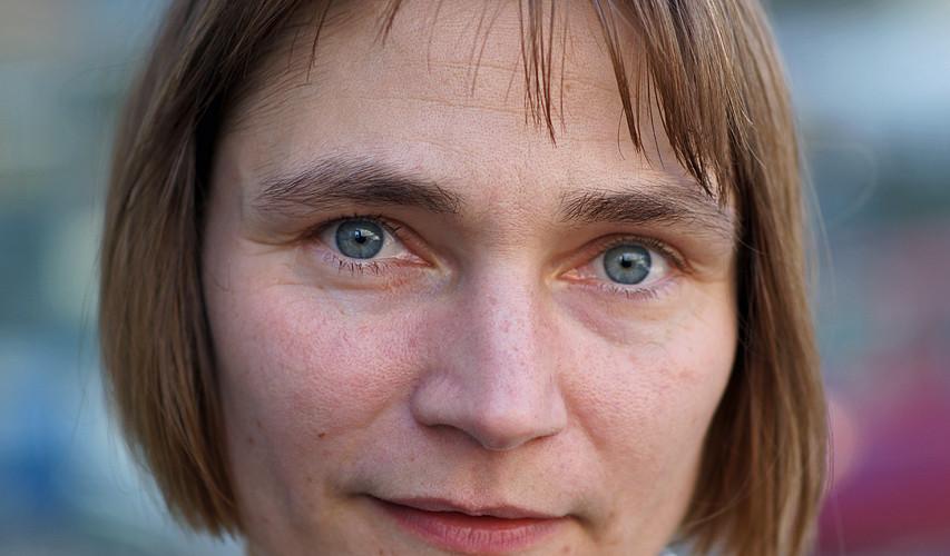 44 Elina Brotherus. Helsinki 2010