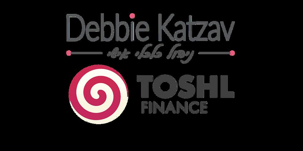 TOSHL - הדרכה אונליין עם דבי קצב