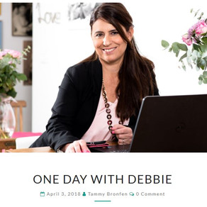 One Day with Debbie