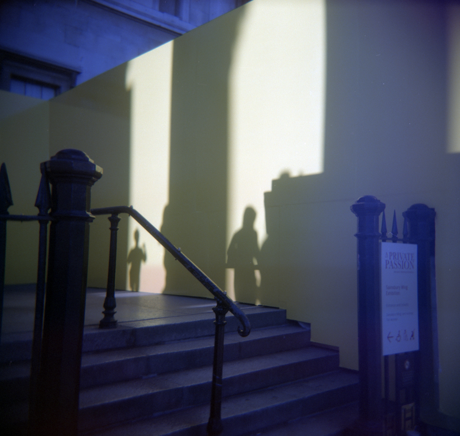 Yellow Shadows