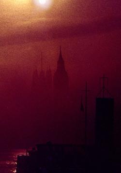Fog on the Thames