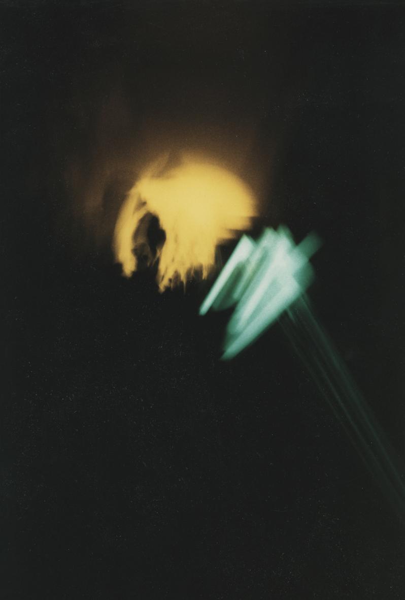 Stranger between Neon and the Sun