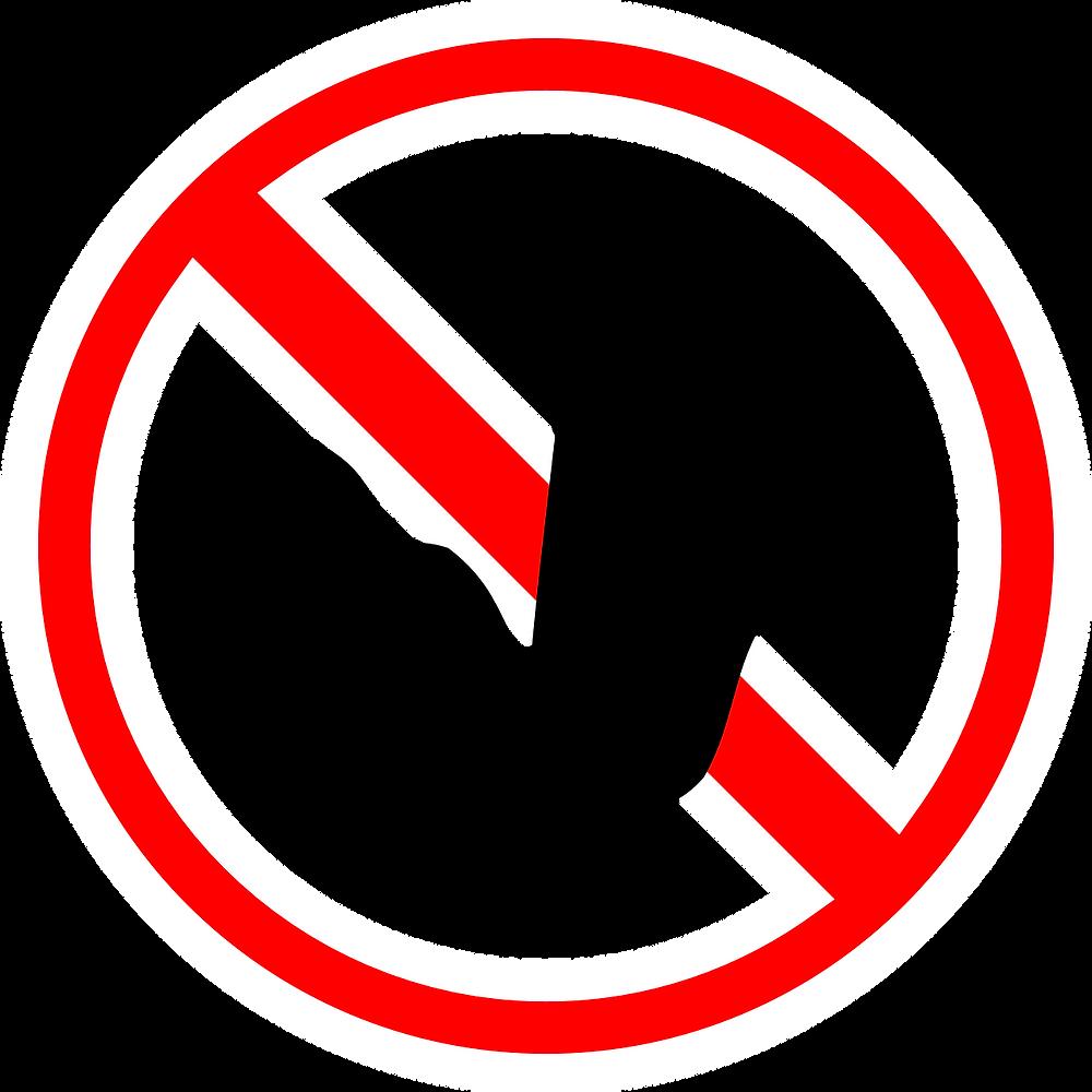 Blocked anger
