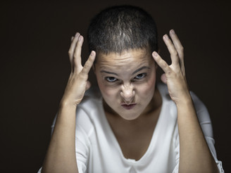 What is your relationship with anger?