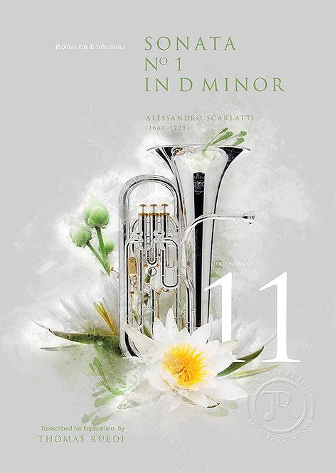 Cover Scarlatti Sonata