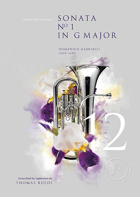 Cover Gabrielli Sonata