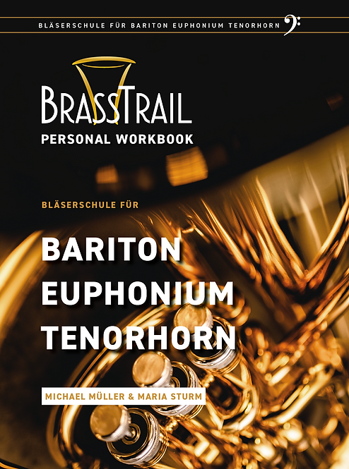 Brass Trail for Euphonium / Baritone BC (hard copy)