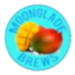 tap handle round sticker_moonglade_mango