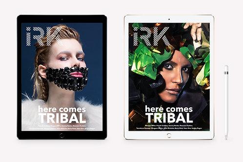IRK Magazine, Here comes TRIBAL: Digital PDF