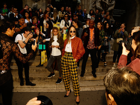Street Style: PARIS FASHION WEEK SS/18 the real show is on the STREETS!!!
