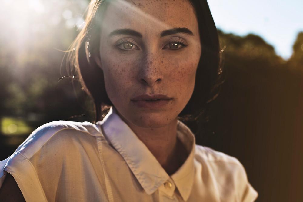 "Tarryn Hatchett shoots ""HARVEST"" featuring model Jess van Wyk"
