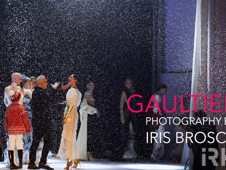 Gaultier, Fall/Winter 2017 - Haute Couture photos by Iris Brosch