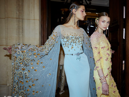 BACKSTAGE AT GEORGES HOBEIKA // SS17 HAUTE COUTURE // PHOTOGRAPHS BY IRIS BROSCH