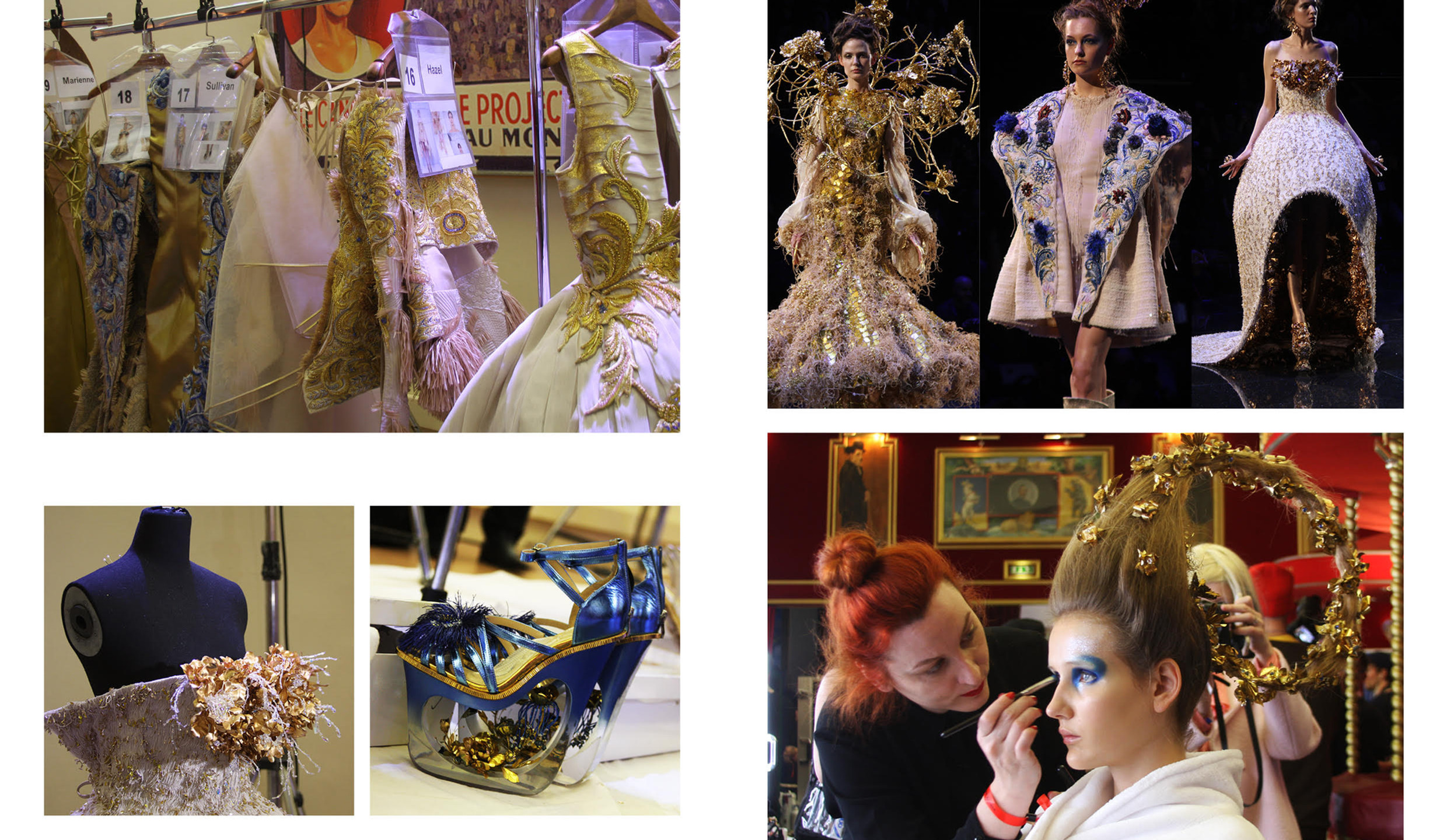 ELYSIUM: GUO PEI SPRING SUMMER COLLECTION 2018 PARIS photo by Callaway