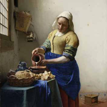 Vermeer and the Masters of Genre Paintings at the Musée du Louvre