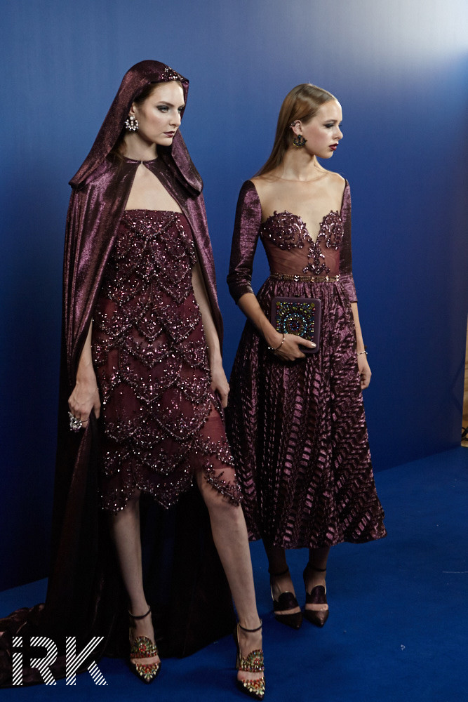 Georges Hobeika, Fall-Winter 2017 Haute Couture, Photos by Iris Brosch