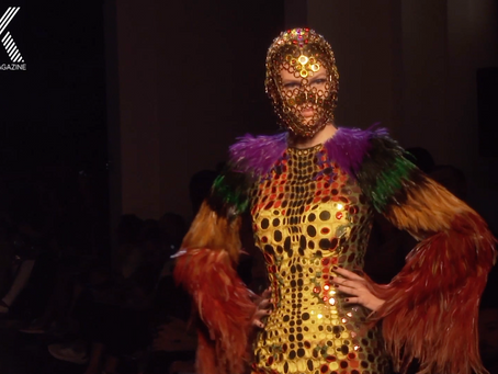 Jean Paul Gaultier 2019/20 Fall Winter Haute Couture PFW show