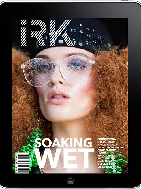 IRK Magazine, SOAKING WET: Digital PDF