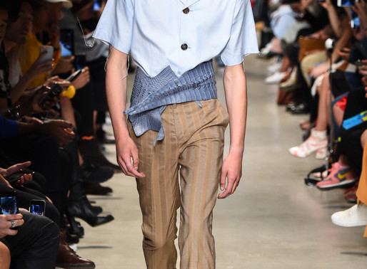 MORE IS MORE // Paris Men's Fashion Week - SS18