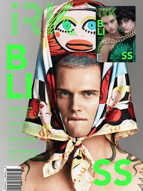 "IRK Magazine ""BLISS"" issue 10 (PRINT)"