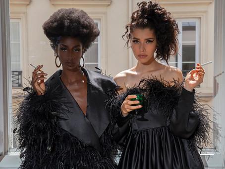 STAIRCASE a Paris Fashion Story