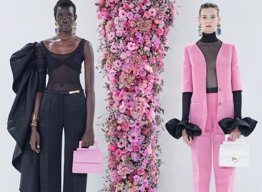 SCHIAPARELLI DANIEL ROSEBERRY SS 2020 RTW Art Inspiring Fashion