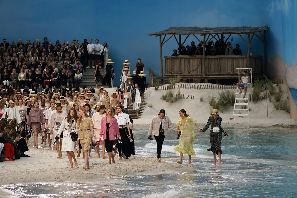 Chanel SS19, Photo Christian TARRO TOMA