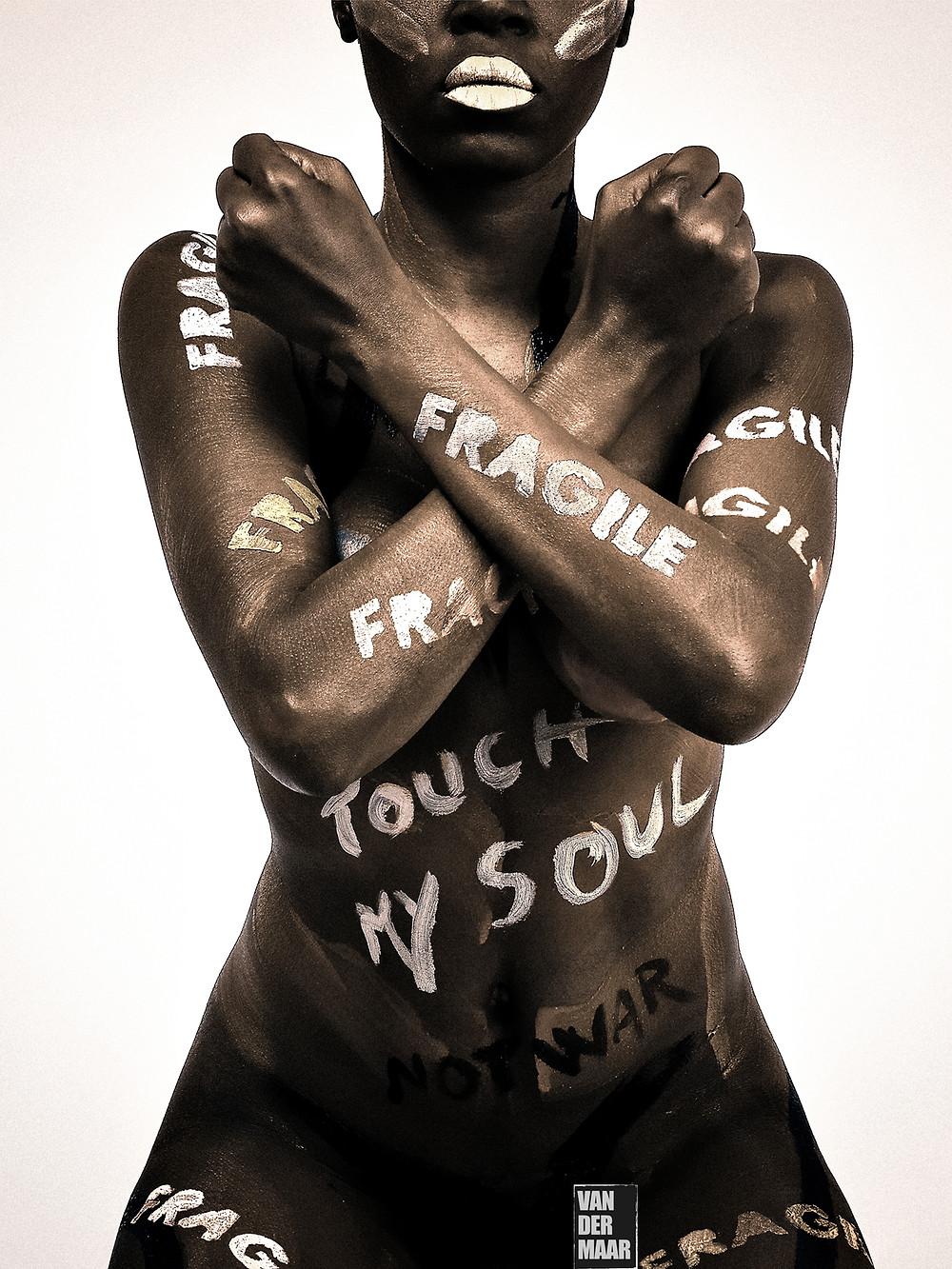 """Van Der Maar """"Black Haka Touch My Soul"""""""