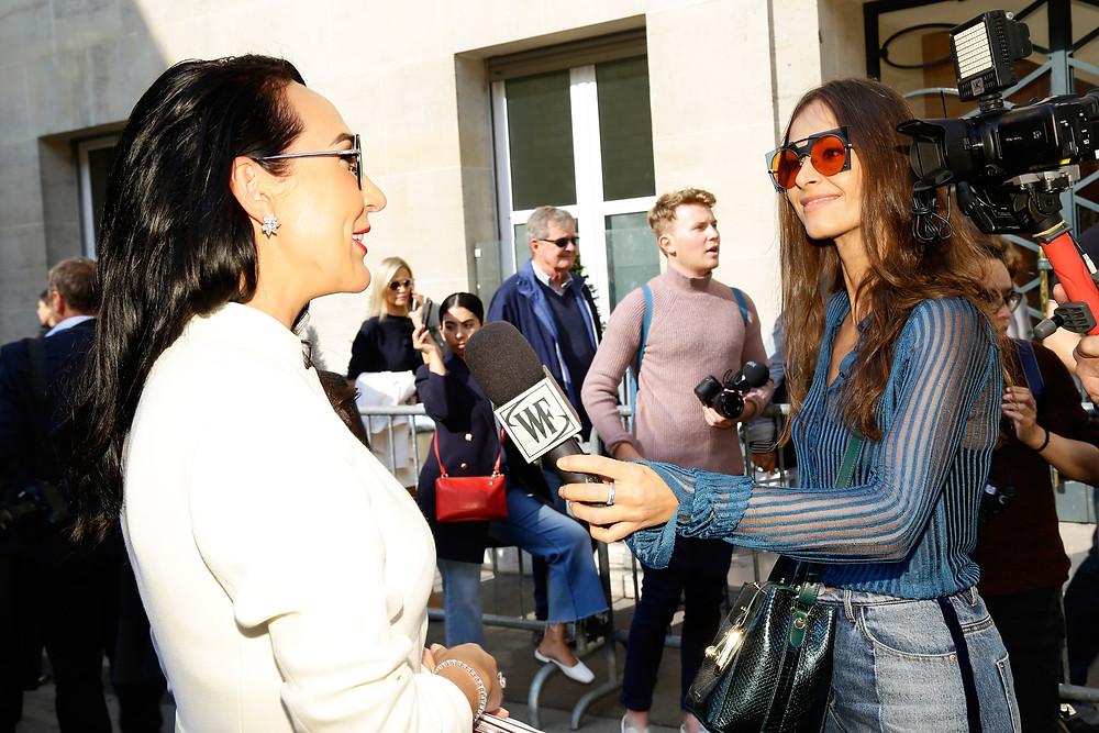 interview by Kasia Borowicz Diorss/18, Musée Rodin,Paris
