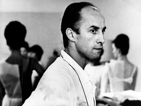 The King of the Mini Skirt, André Courrèges, is Dead - Long Live the King!