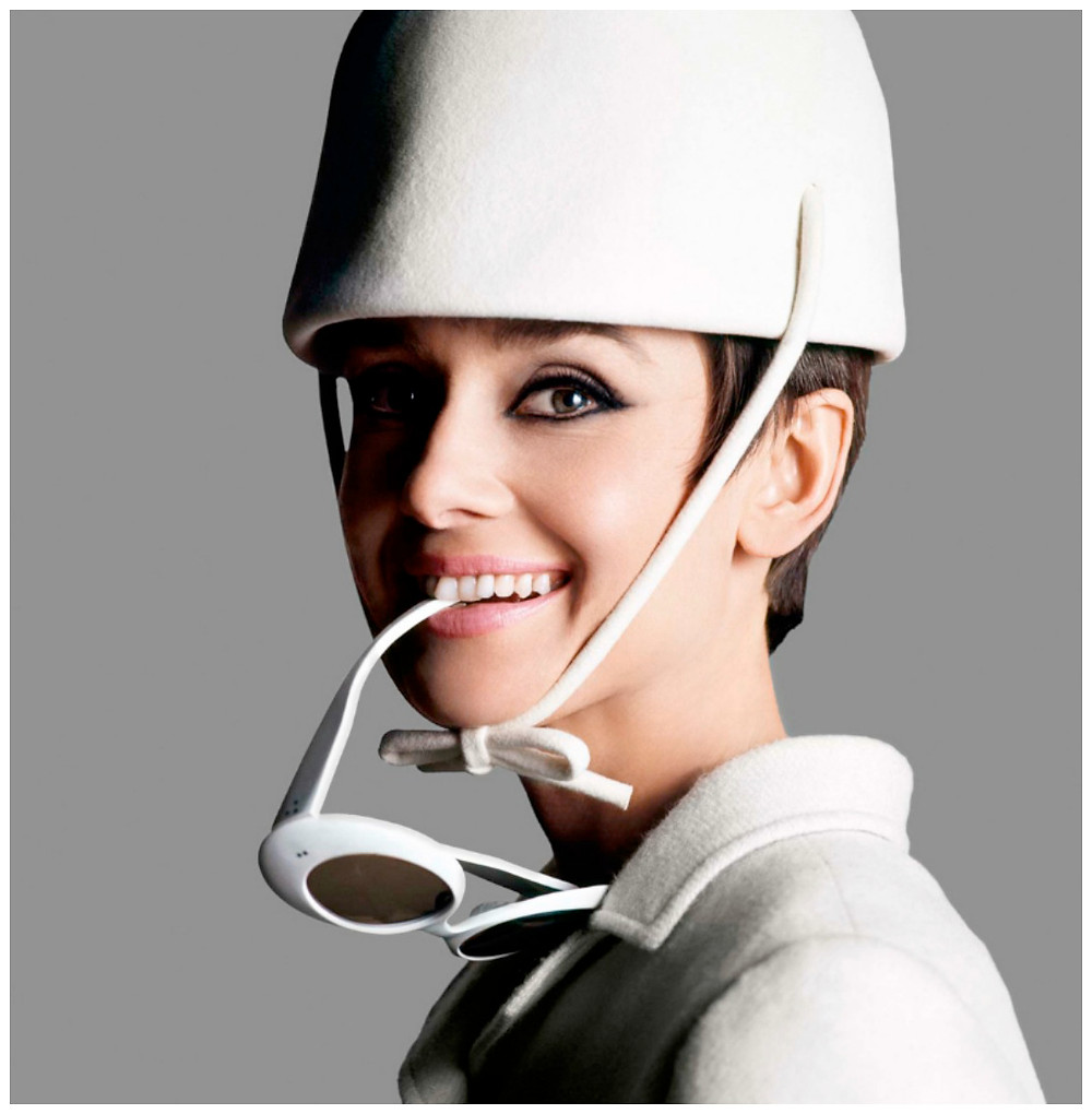 Audrey Hepburn photographed by Douglas Kirkland
