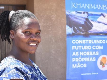Uma mulher que não desiste nunca - Moçambique