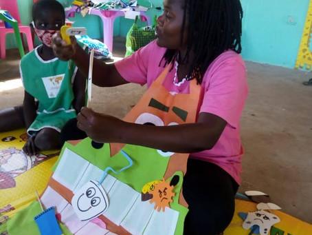 Projeto de Higiene Bucal - Crianças de Futuro Moçambique