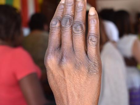 Novembro mês de oração pelo Ministério África