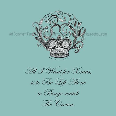 The Crown fanart - 8