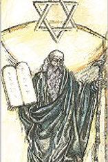 """The five Religions - Hebrew"" Bookmark"