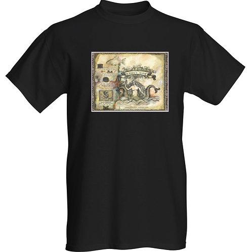 """""""Mermaid spell"""" T-shirt"""