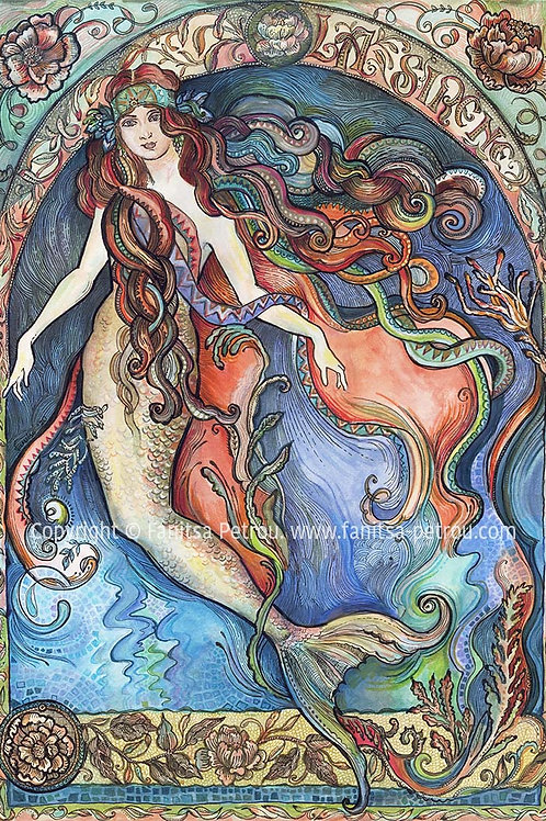 The Mermaid - La Sirène.