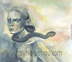 4.snake eyes